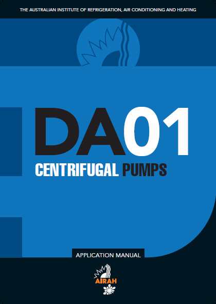 DA01 Centrifugal Pumps