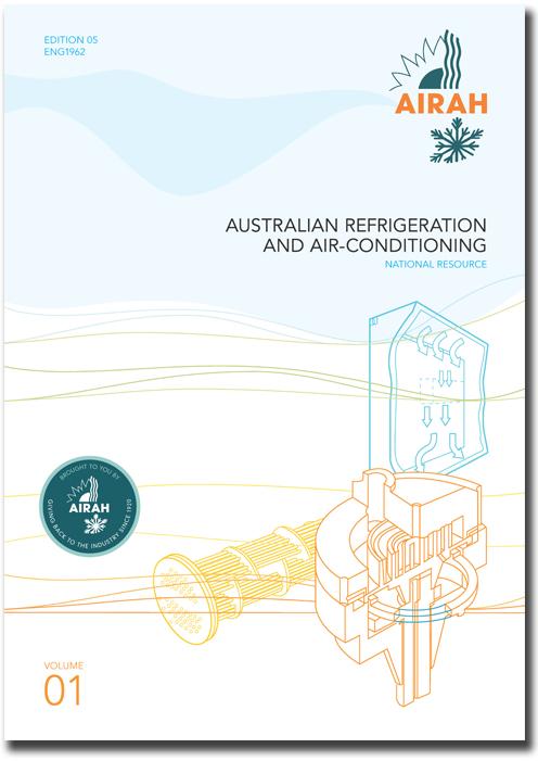 AUSTRALIAN REFRIGERATION & AIR CONDITIONING VOL 1 ED 5