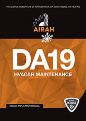 DA19 HVAC&R Maintenance