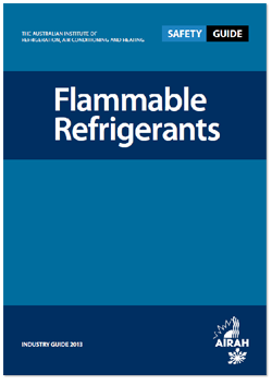 Flammable Refrigerant Safety Guide