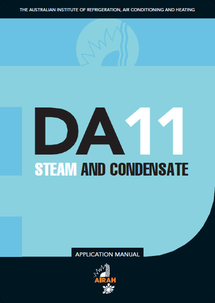 DA11 Steam and Condensate