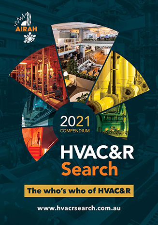 2021 HVAC&R Search Compendium