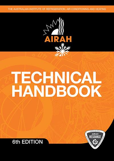 AIRAH Technical Handbook