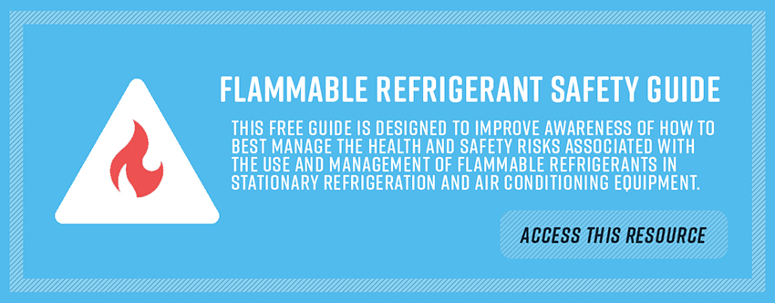 AIRAH Flammable Refrigerant Safety Guide