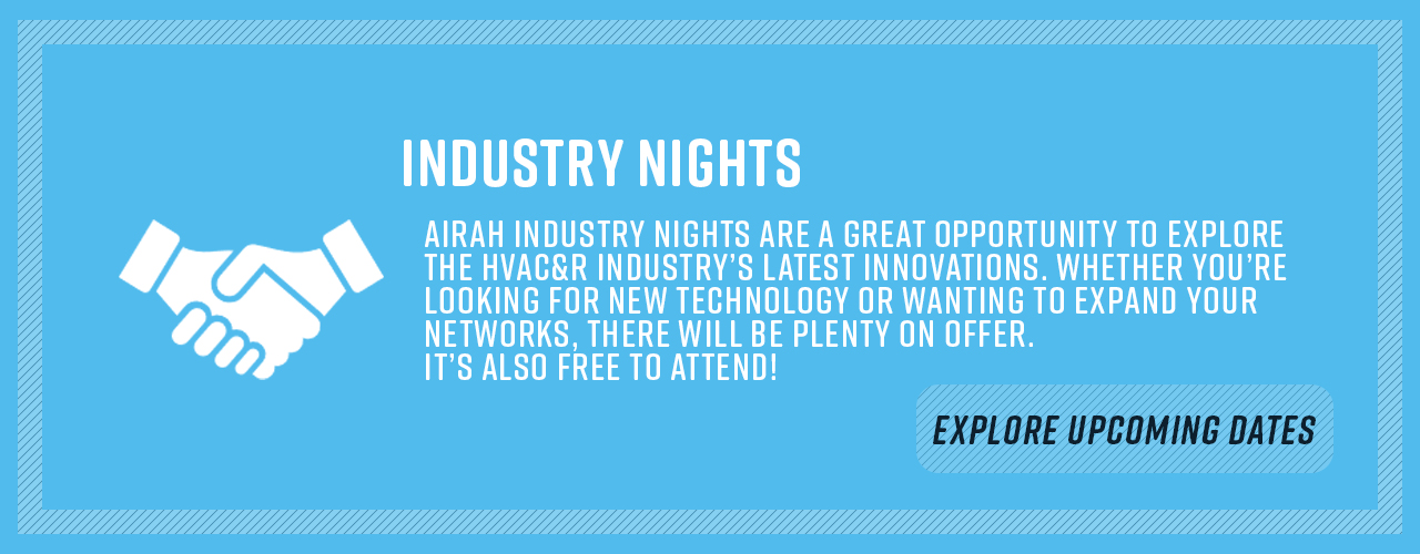 AIRAH Industry Nights