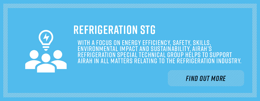 AIRAH Refrigeration STG